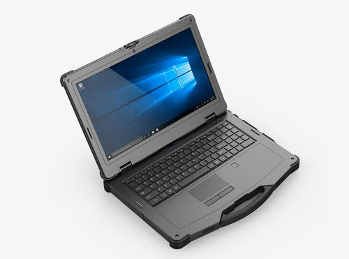 "14""Emdoor Touch-Notebook,Core i5-8250U,700cd,1920x1080,4GB,128GB SSD,2D,Wifi,BT,4G,GPS,-10-55°C,IP65"